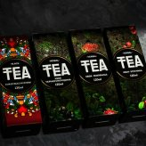 TEA Black/Herbal 120 мл.