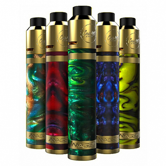 CoilArt Mage Mech Tricker kit